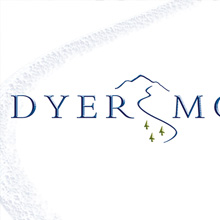 Dyer Mountain-a proposed ski resort. branding, marketing materials