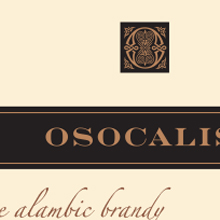 Osocalis- alambic brandy maker. print materials