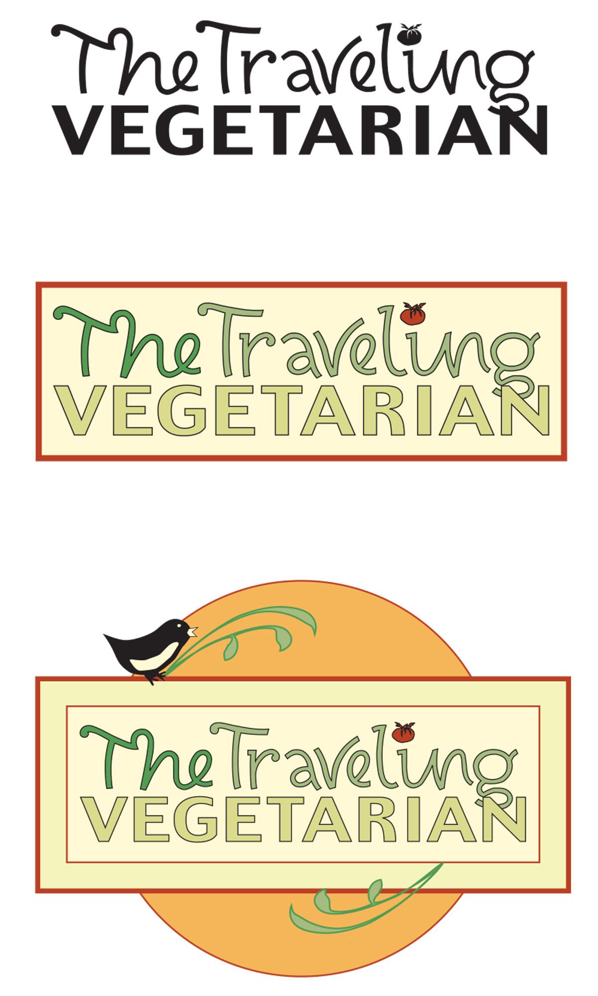 traveling vegie