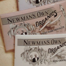 Newman's Own Organics-packaging, publication
