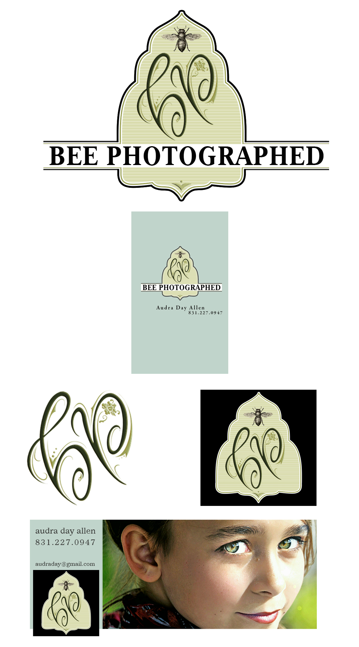 bee photographed