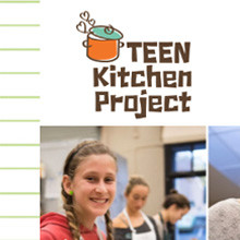 Teen Kitchen Project, rebranding website, events collateral